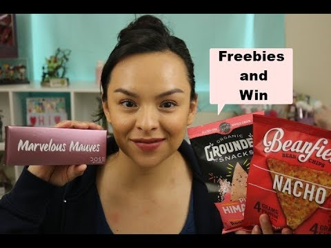 Freebies and Win Haul for April 1st thru April 7th