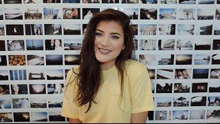 How To Polaroid Wall | Tara O'Neill