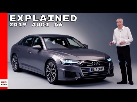 2019 Audi A6 Explained