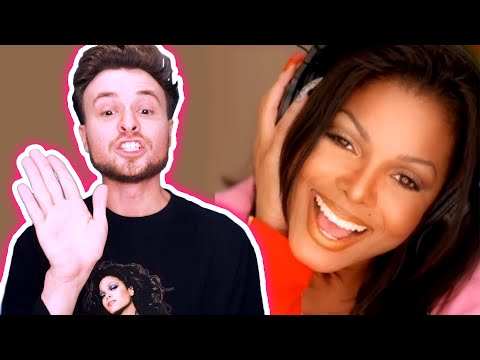 Janet Jackson - Doesn't Really Matter (Music Video) REACTION