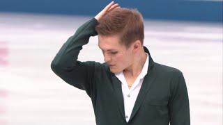 Михаил Коляда Короткая программа Мужчины Командный чемпионат мира по фигурному катанию 2021