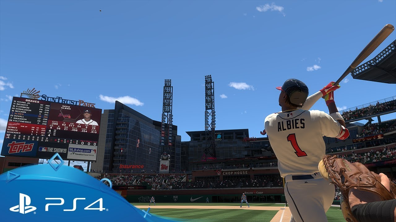 MLB The Show 19 | Gameplay Trailer | PS4