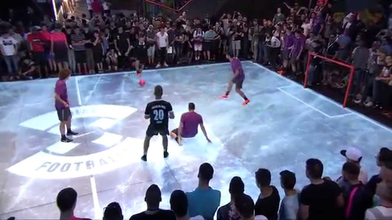 Asb Glassfloor Nike Football X Arena In Berlin Youtube