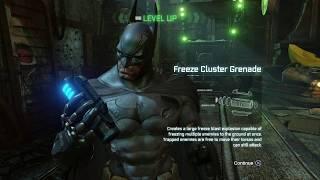 Batman: Return to Arkham - Arkham City - Hot and Cold