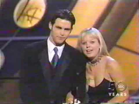 Jason CookKirsten StormsShia LaBeouf @ '03 Daytime Emmy's