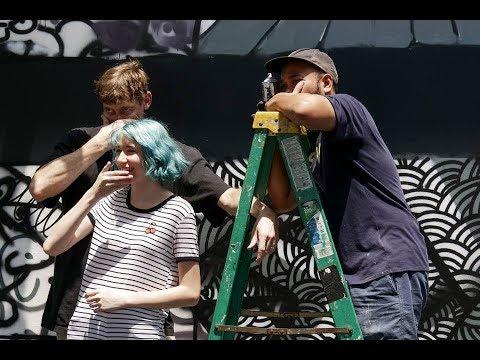 JIS collaborates with Indonesian graffiti artist Darbotz