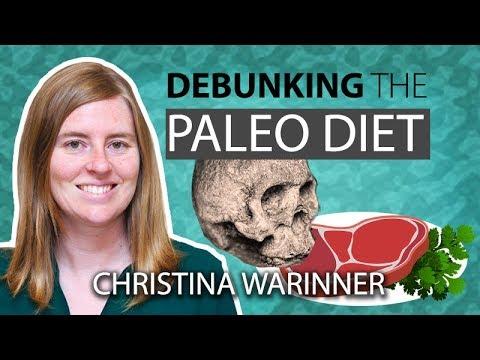 Anthropologist Debunks the Paleo Diet