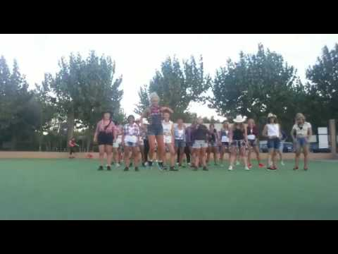 Oh Suzanne – country Zumba in Italy 2016