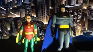 Batman: The Animated Series Stop Motion Shorts Episode 2