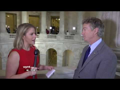 Rand Paul on Donald Trump's Supreme Court Nominee Judge Neil Gorsuch