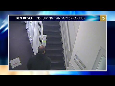 Insluiper steelt sieraden en mobiele telefoon bij tandartspraktijk in Den Bosch
