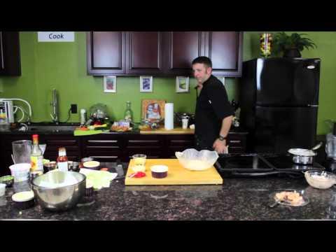 Salad With Pineapple, Cream Cheese, Pecans, Cherries & Coconut : Salad Recipes