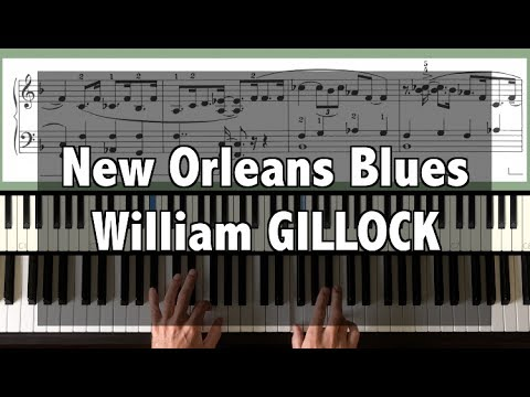 GILLOCK New Orleans Blues, from 'New Orleans Jazz Styles'