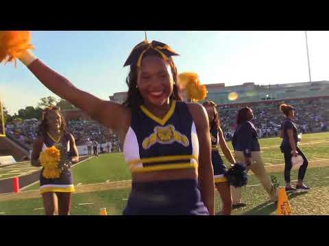 NC A&T Aggie Cheer (Highlights) - UNC Charlotte