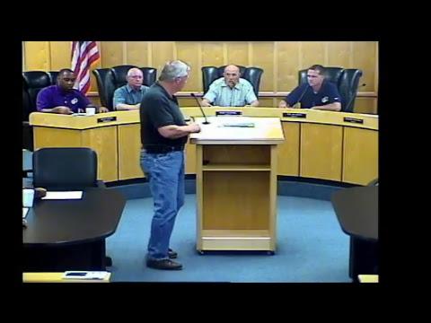 Gulf County BOCC Emergency Meeting