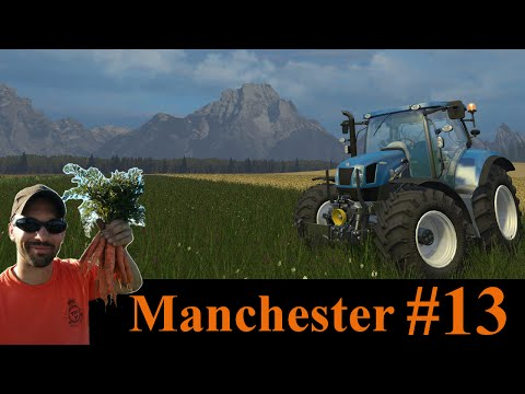 Farming Simulator 2015 Manchester E13: New grain transport