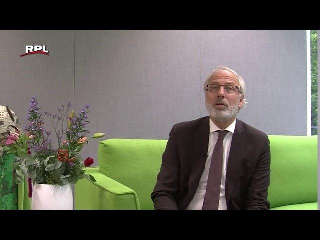 Coronaspeech burgemeester Victor Molkenboer