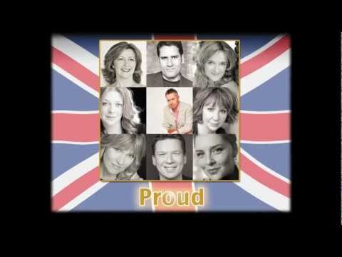 Preview of 'Proud' - The New Single by Clive Dunstall's Voxtet