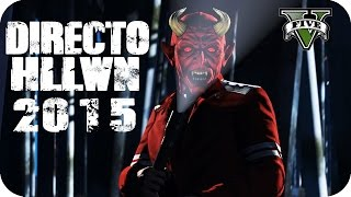 EN DIRECTO!! HALLOWEEN EN GTA V!! #FLOKOWEEN | GTA V ONLINE STREAM | Flowstreet