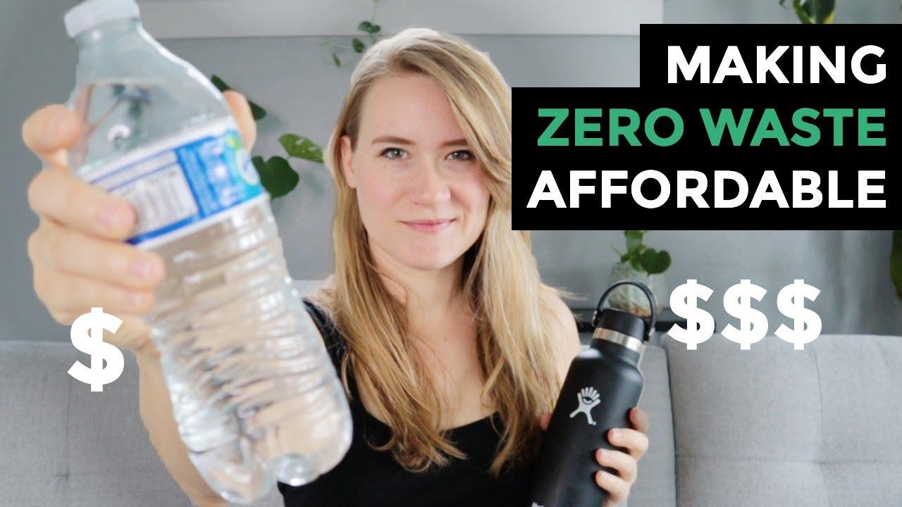 Zero Waste on a BUDGET | Making Sustainability Affordable