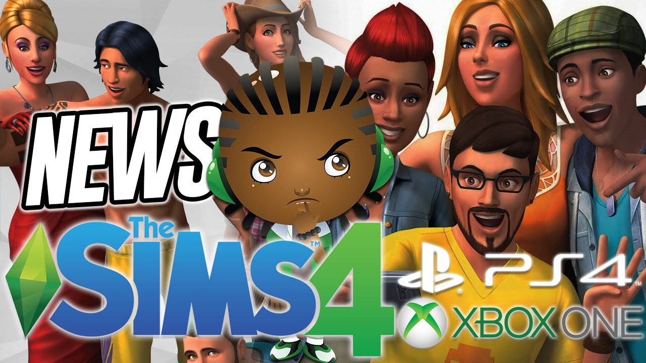 Sims 4' Release Date for PS4 and Xbox One: Late 2016 or 2017 Release ...