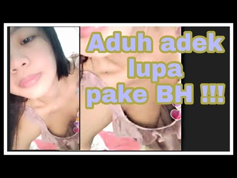 Ngintip cabe cabean ngga pake BH || BEAUTIFUL LIVE SHOW