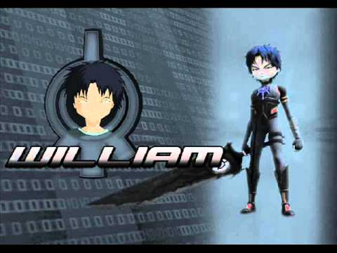 Code Lyoko OST : William Theme & Action (Remastered)