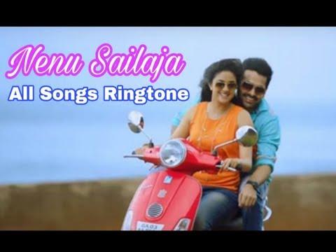 Nenu Sailaja ( Super Khiladi 3 ) All Songs Ringtone | Love Ringtones | Instrumental Ringtone