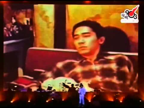 Tony Leung in Leslie Memorial Concert 2003