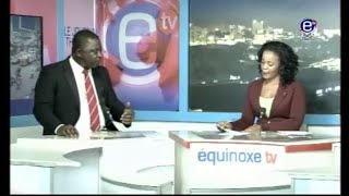THE 6PM NEWS EQUINOXE TV THURSDAY, FEBRUARY 1st 2018