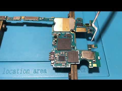 LG V20 H990ds не включается. Выход из строя памяти UFS