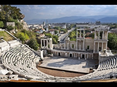 VISIT PLOVDIV ! 8000 years of history
