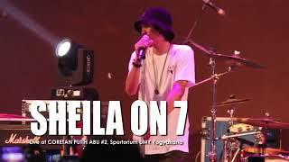 Gambar cover Konser Sheila On7 Yang paling sedih dan bahagia