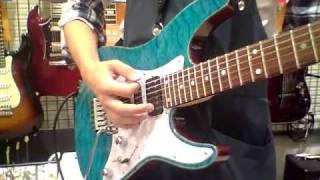 島村楽器イオンモール草津店では、ハードロックギター大集合中です! SC...