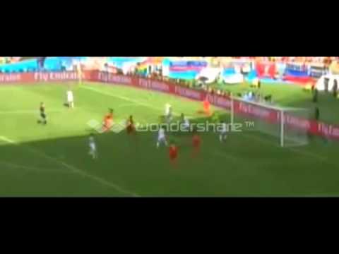 Belgium Vs Russia 1-0    All Goals (World Cup 2014)
