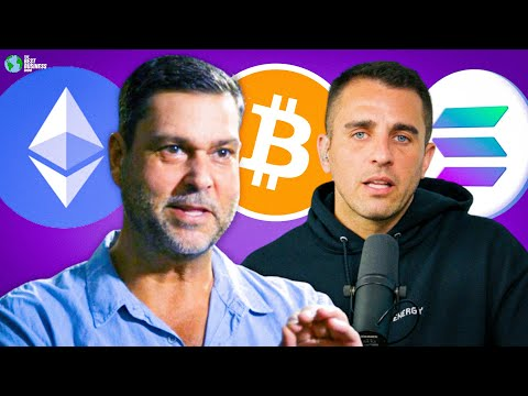 Raoul Pal: Crypto Is Taking Over The Financial World: Full Interview