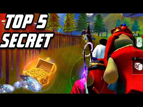 TOP 5 SECRETS WHICH YOU DON'T KNOW ABOUT FREE FIRE - GAMER'S ZONE - Garena  Free Fire