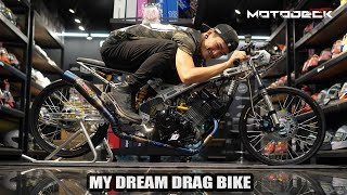 MOTODECK DRAG BIKE| BIKE UPDATE