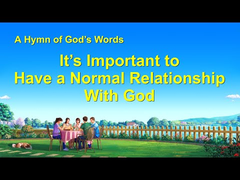 """""""It's Important to Have a Normal Relationship With God"""" 
