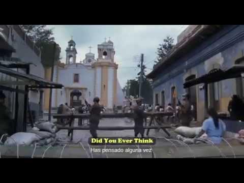 Wind of change - Scorpions (Letra en ingles y español)