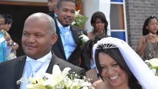 Lucian & Lisl Botha's Wedding