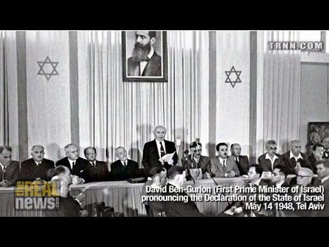 From a Zionist Youth to Outspoken Critic of a Jewish State - Michael Ratner on RAI (2/7)