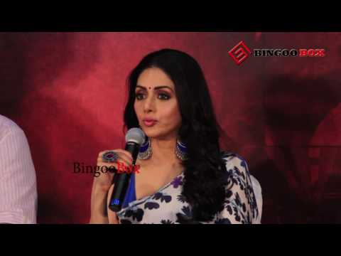 Thumbnail: SriDevi Get's Angry With PRESS For Bahubali Issue Question - Meets Press AfterLong Time