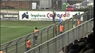 Città di Castello-Voluntas Spoleto 1-0 Serie D Girone E