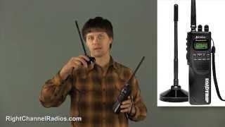 Cobra HH Road Trip Handheld CB Radio Kit