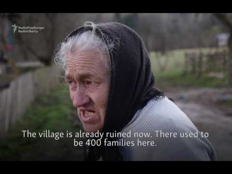Romania's Buried Village
