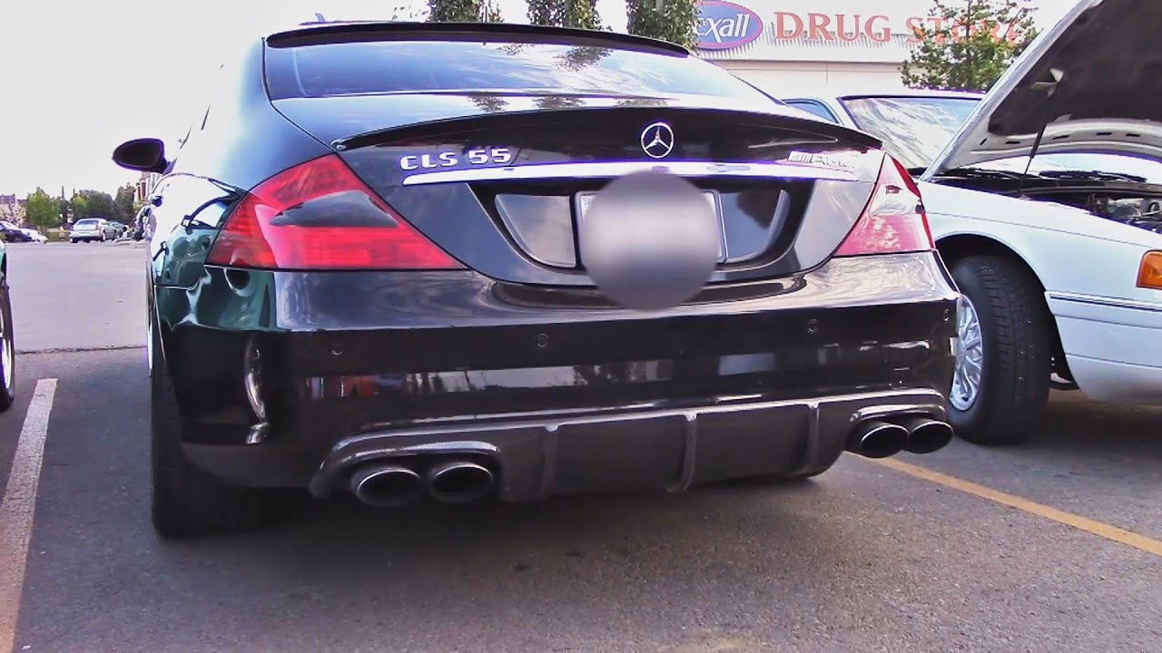 Image gallery cls55 amg for 2006 mercedes benz cls55 amg