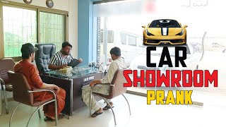 | Car Showroom Prank | By Nadir Ali & Ahmed Khan in | P4 Pakao | 2020