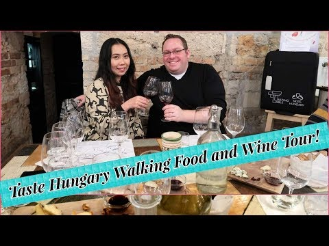 Budapest, Hungary 2018 Walking Food and Wine Tour by Taste Hungary