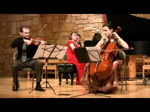 """HAYDN - Piano Trio No. 39 In G Major Hob. XV/25  (""""Gypsy"""")"""